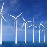 Beautiful wind turbines