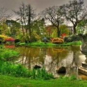 Botanical Garden in Hamburg