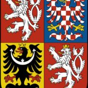 Coat of rms of Czech Republic