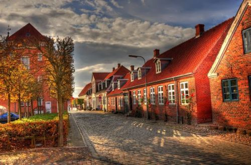 Denmark - Almost an Island