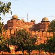 Interesting Red Fort of Agra
