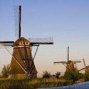 Interesting windmill