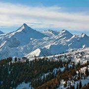 Kitzsteinhorn Mountain and Glacier