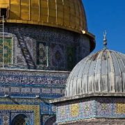 Majestic Dome of the Rock