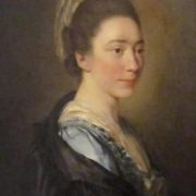 Portrait of Marie Anne Collot