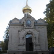 Russian Orthodox Church built in the 19th century