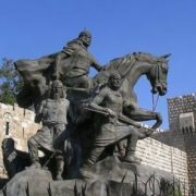 Statue of Saladin