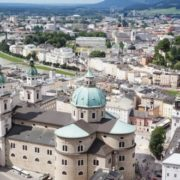 The Old City of Salzburg