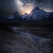 Alien world's by Daniel James Greenwood