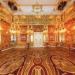 Amber Room – wonderful masterpiece