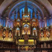 Basilica of Notre-Dame de Montreal