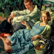 Bernard Fleetwood-Walker, Amity, 1933.