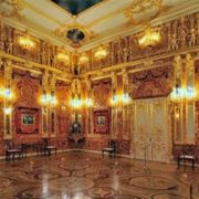 Gorgeous Amber Room