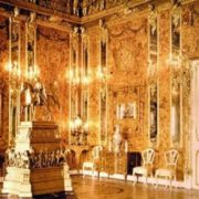 Magnificent Amber Room