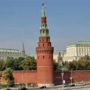 Magnificent Moscow Kremlin