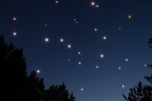 Stars – huge balls of fire