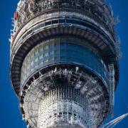 Amazing Ostankino TV Tower