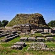 Ancient city Taxila