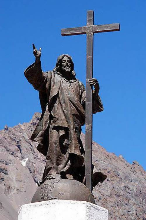 Christ the Redeemer of the Andes