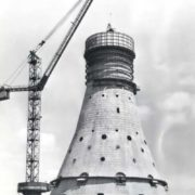 Construction of the tower