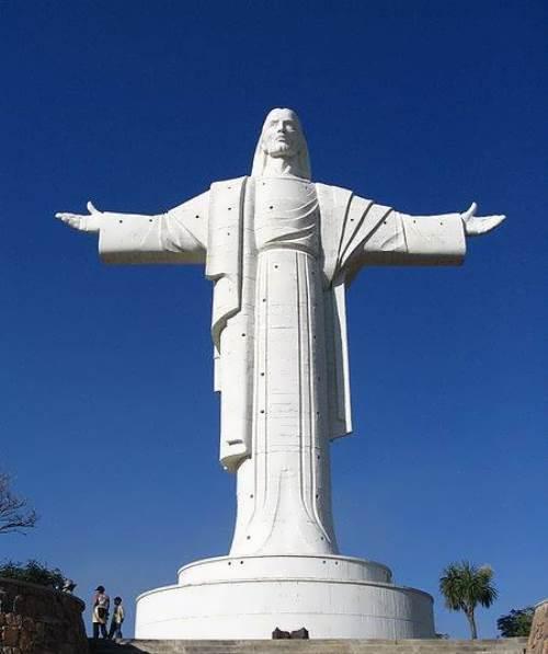 Cristo de la Concordia