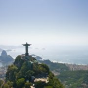 Great Christ the Redeemer in Brazil