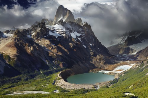 Interesting Andes