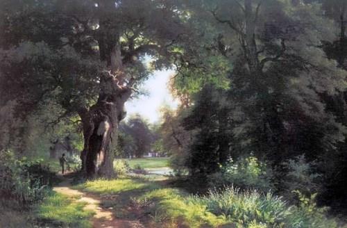 Kamenev Lev. Landscape