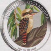 Kookaburra is the symbol of the Australian continent