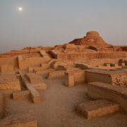 Ruins of Mohenjo-Daro