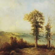 Savrasov. Young oaks