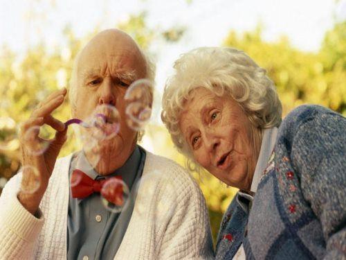 Aging - natural process