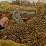 Alexey and Sergei Tkachev. Potato. 1970