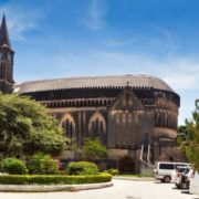 Anglican Church in Stone Town