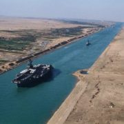 Awesome Suez Canal
