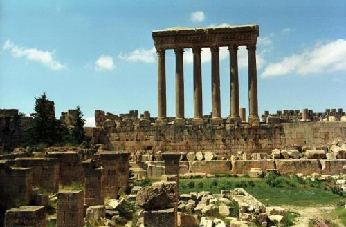 Baalbek – ancient city