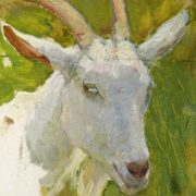 Baranenko Vitaly. Goat Zorka