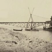 Construction of Suez Canal