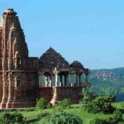 Damned Fort Bahangar in Rajasthan, India