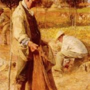 Flora MacDonald Reid. The Potato Harvesters.