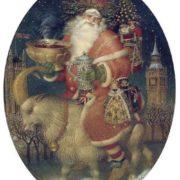 Gennady Spirin, Santa Claus in London