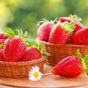 Gorgeous strawberry