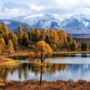 Great Kidelu Lake