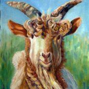 I. Yudin. Goat