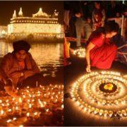 Indian festival of lights - Diwali