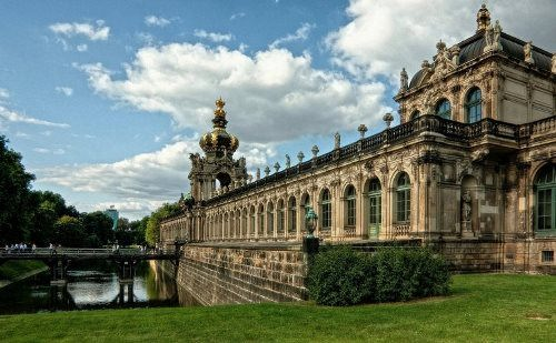 Interesting Dresdner Zwinger