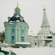 Kalichya tower