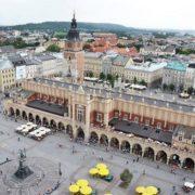 Krakow's Market Square