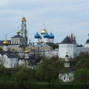 Magnificent Trinity Lavra of St. Sergius