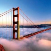 Majestic Golden Gate Bridge